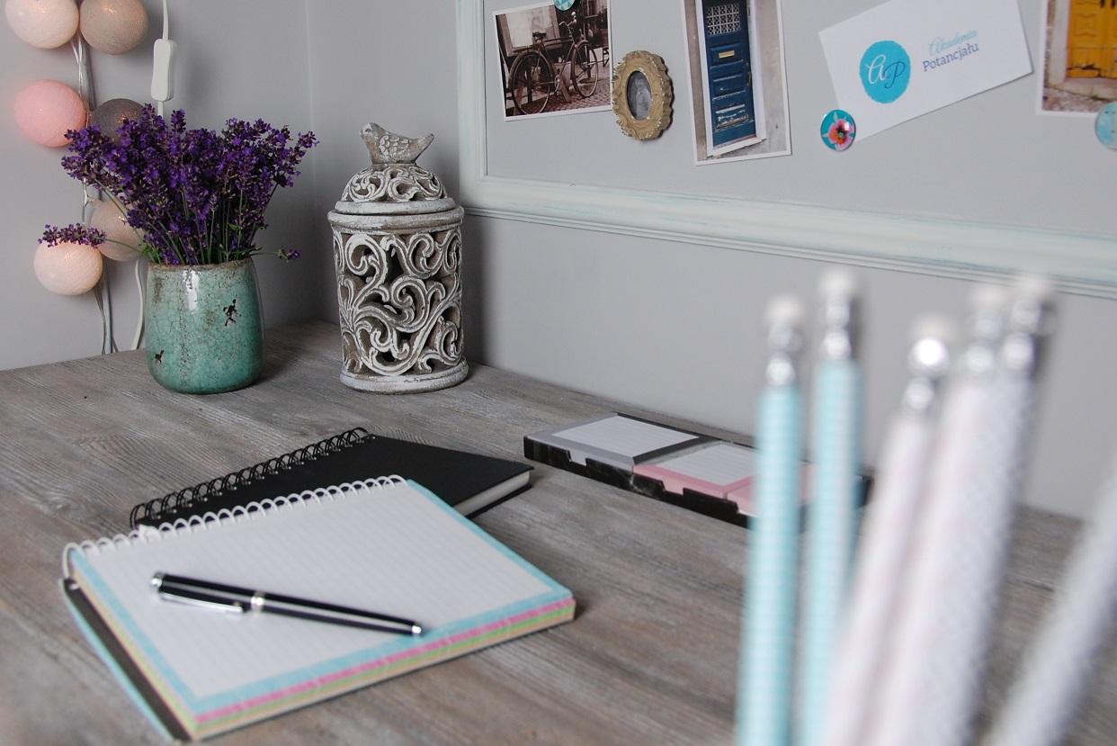 Biuro marzeń dla freelancera